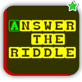 Answer the Riddle icon