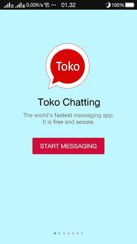 Toko Chatting apk screenshot