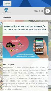 App de Varginha screenshot 3
