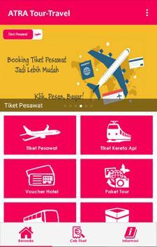 Atra Tour-Travel poster
