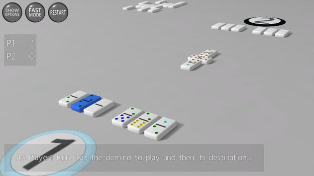 3D Dominoes screenshot 4