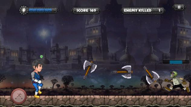 Zombie Hunt screenshot 3