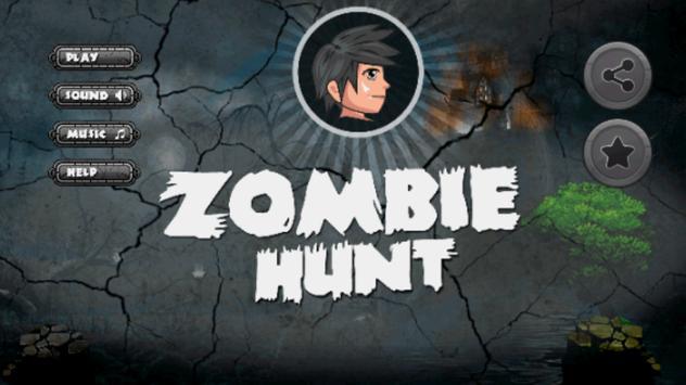 Zombie Hunt poster