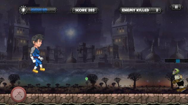 Zombie Hunt screenshot 4
