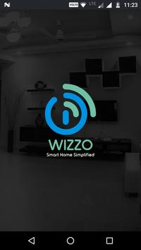 Wizzo Smart Home Solution poster