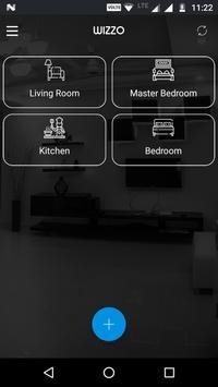 Wizzo Smart Home Solution screenshot 1