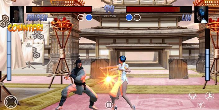 street fighting games apk screenshot