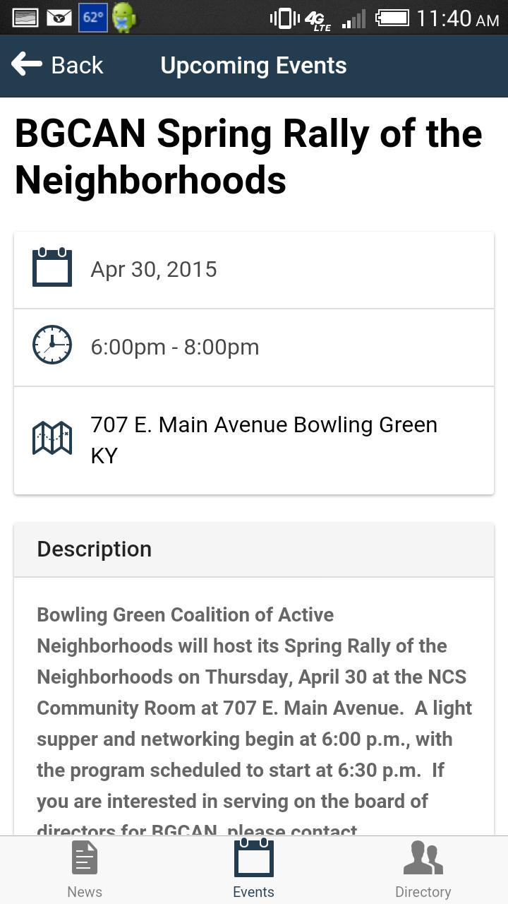 BowlingGreen poster