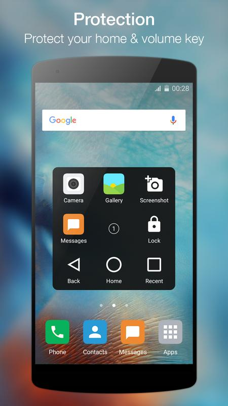 how to close apps with assistive touch