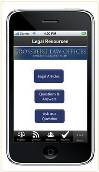 Attorney Susan Grossberg apk screenshot