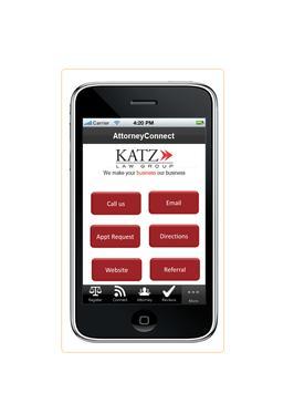 Katz Law Group apk screenshot