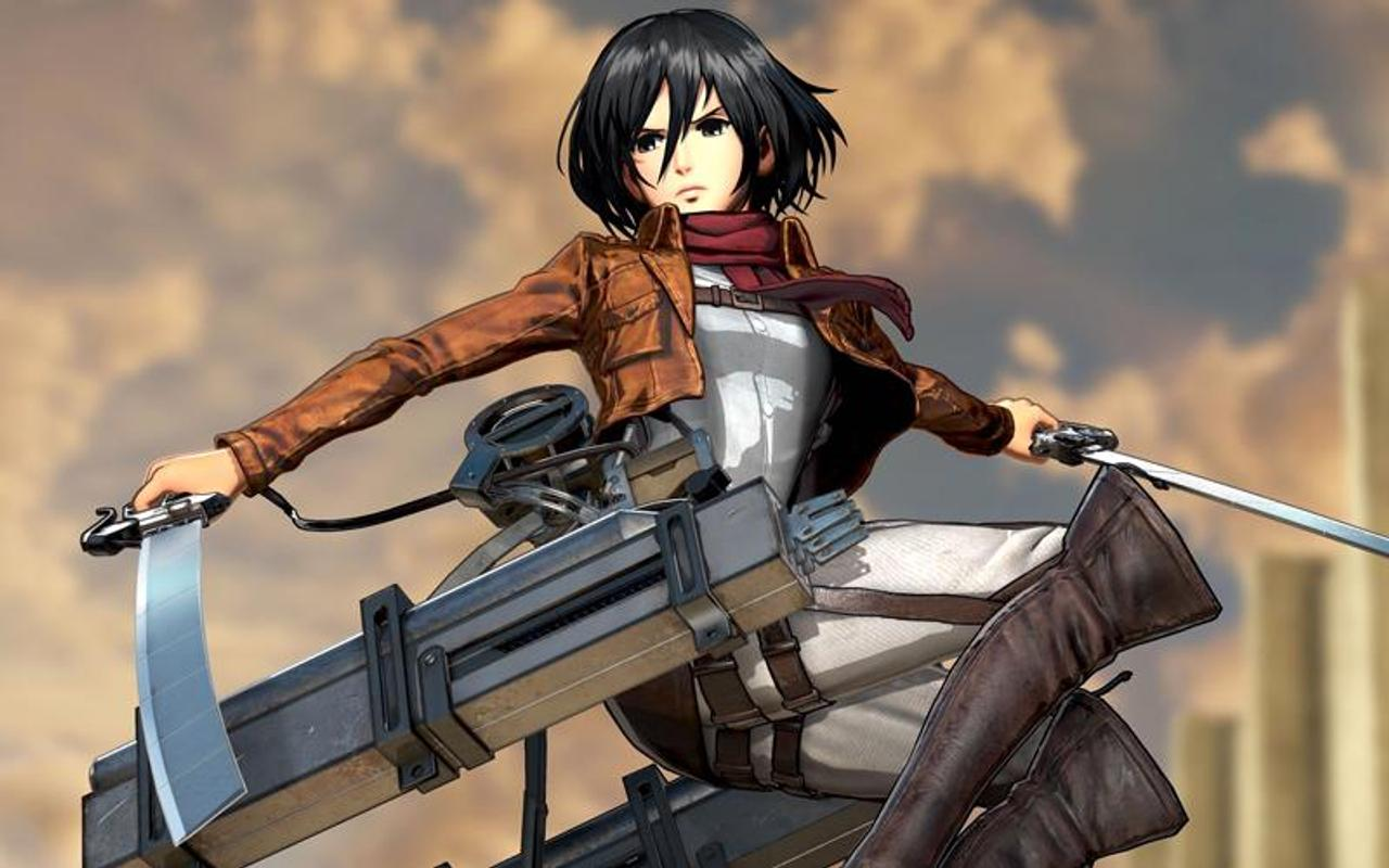 Attack on titan 2 game wallpaper for Android - APK Download