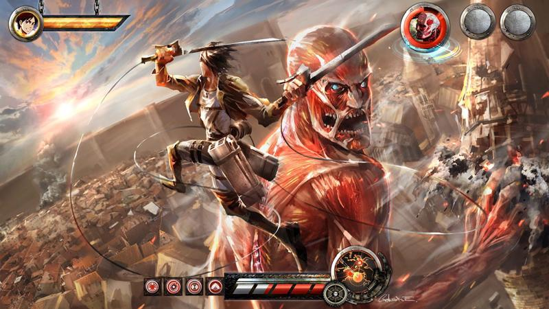 Attack On Titan 2 Game Wallpaper For Android Apk Download