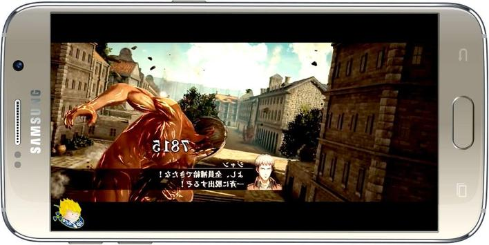 Tips Attack On Titan screenshot 4