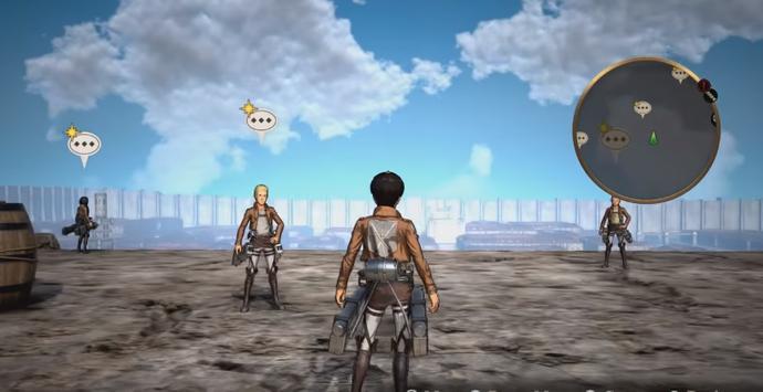 Guide Attack On Titan poster