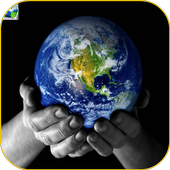 Our world wallpaper icon