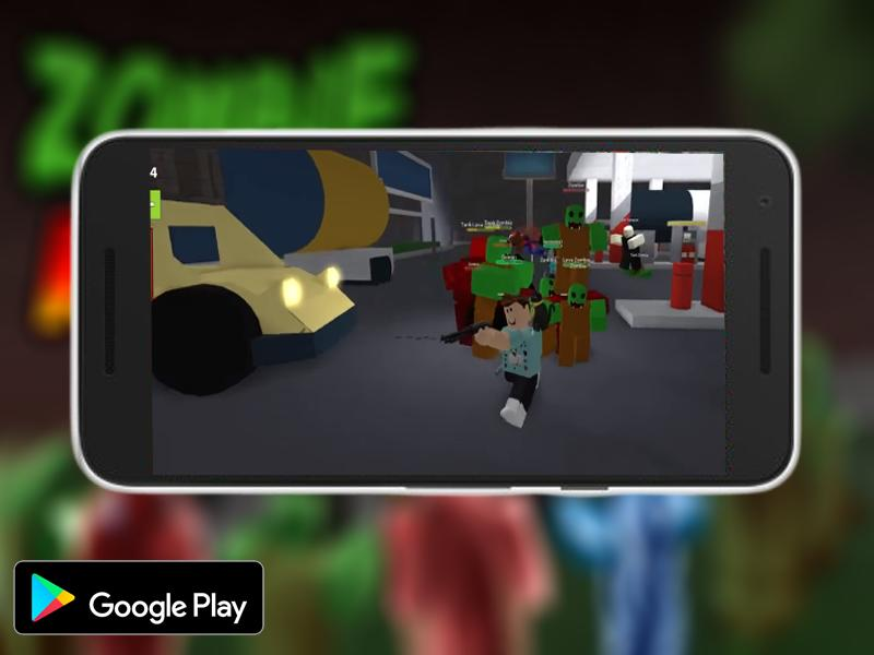 Guide For Roblox Zombie Attack For Android Apk Download