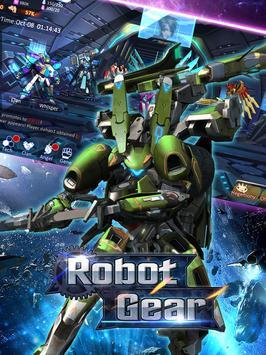 Robot Gear poster