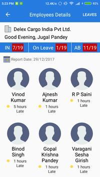 e-Attendance screenshot 6