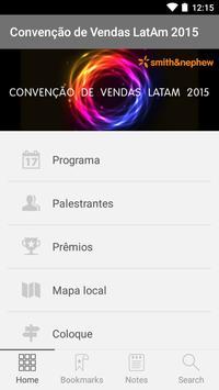 Convecao de Venas LatAm 2015 apk screenshot