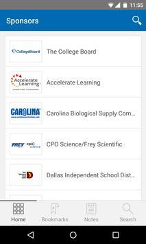 2015 Texas STEM Conference apk screenshot