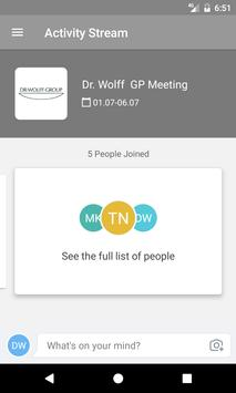 Dr. Wolff Int. GP Meeting poster