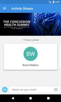 The Concussion Health Summit screenshot 1