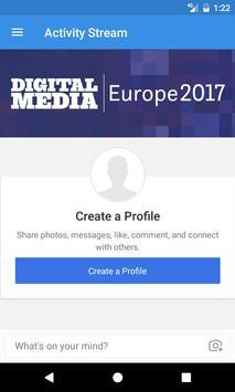Digital Media Europe 2017 apk screenshot