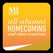 Mary Baldwin Alumni Homecoming icon