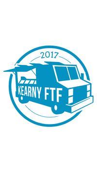Kearny Food Truck Festival poster