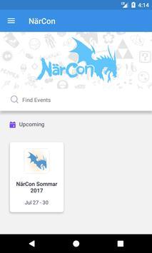 NärCon! screenshot 1