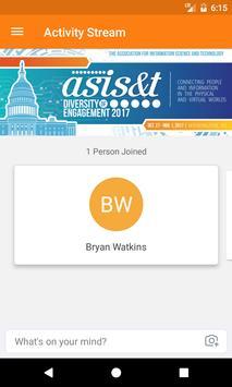 ASIST 2017 Annual Meeting apk screenshot
