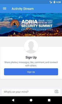 Adria Security Summit screenshot 1