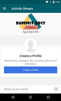 Summit 2017 Conference apk screenshot