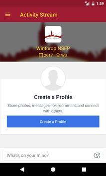 Winthrop NSFP screenshot 1
