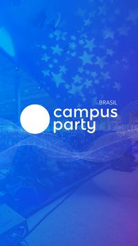 Campus Party BR poster