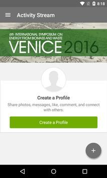 Venice 2016 Symposium apk screenshot