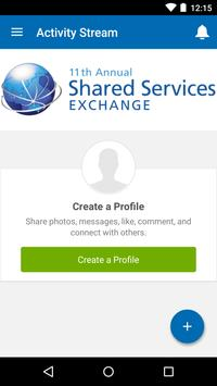 Shared Services & GBS Exchange screenshot 1