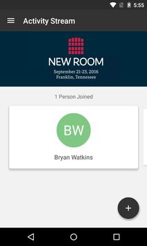 New Room Conference 2016 apk screenshot