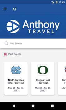 Anthony Travel screenshot 1