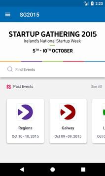 Startup Gathering 2015 screenshot 1