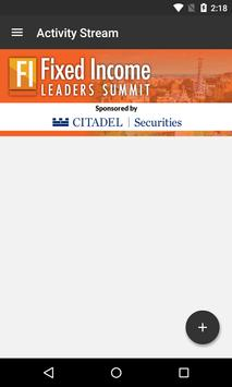 Fixed Income Leaders Summit 16 poster
