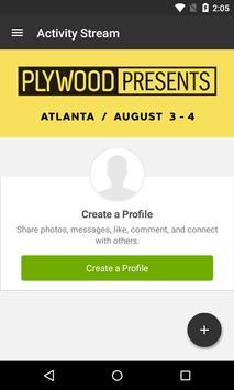 Plywood Presents 2016 screenshot 1
