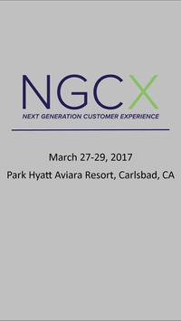 NGCX 2017 poster