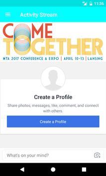 MTA Conference & Expo apk screenshot