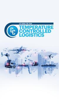 Temp Controlled Logistics 2018 poster
