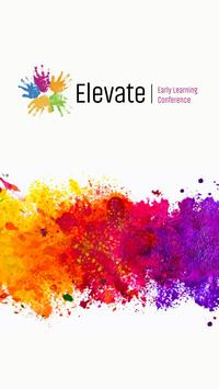 Elevate Early Learning 2017 poster