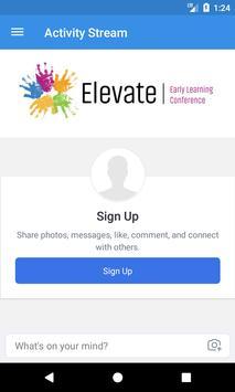 Elevate Early Learning 2017 screenshot 1