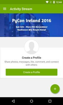 PyConIE 2016 apk screenshot