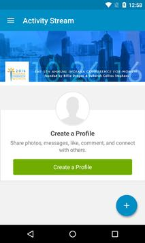 Indiana Conference for Women apk screenshot
